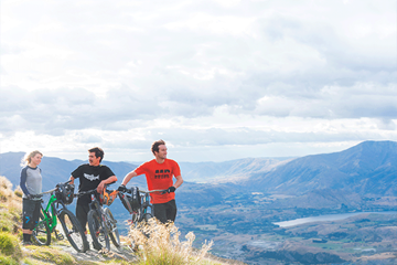 Coronet Peak Mountain Bike