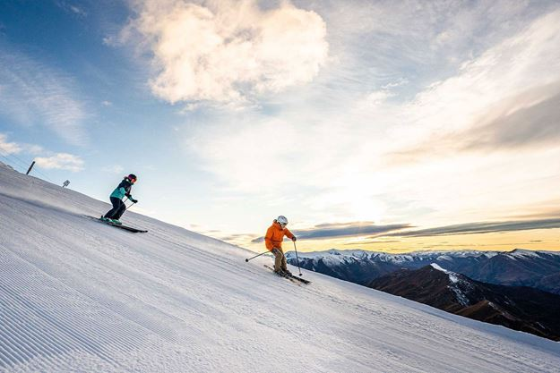 New Zealand Ski Holiday Package
