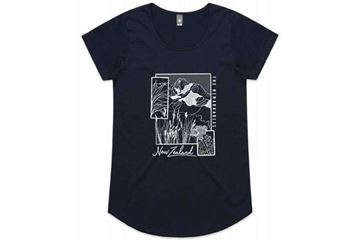 Women's Nature Tee   The Remarkables
