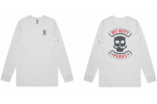 Picture of Mt Hutt Park Long Sleeve